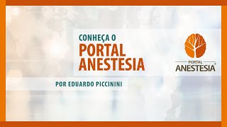 Conheça a História do Portal Anestesia