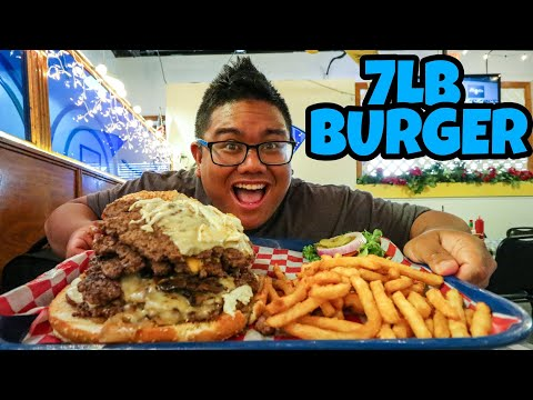 Giant Burger Challenge