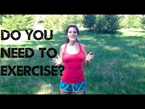 How Much To Exercise On A Raw Diet?