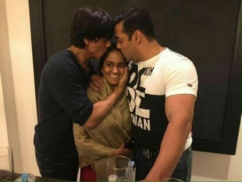 Shahrukh Khan and  Salman Khan came together for a happy occasion | Sister wedding | Marriage