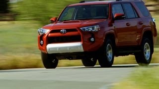 ► 2014 Toyota 4Runner - Driving