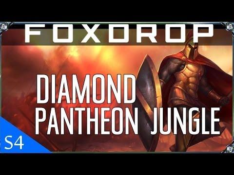 [Season 4] Is Pantheon Jungle Viable? Diamond Gameplay