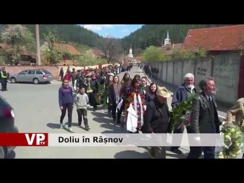 Doliu în Râșnov