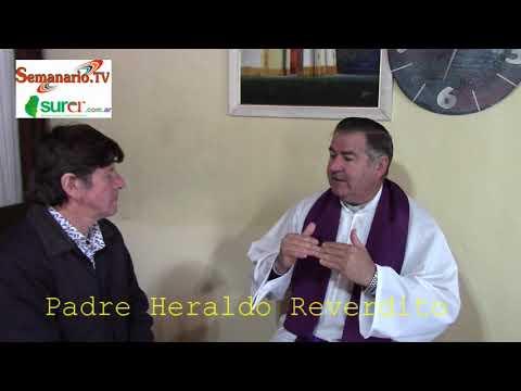 Surer - PADRE HERALDO REVERIDTO PARROCO DE LARROQUE