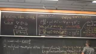 Solution Of Laplace Equations For Potential Flow: Introductory Concepts