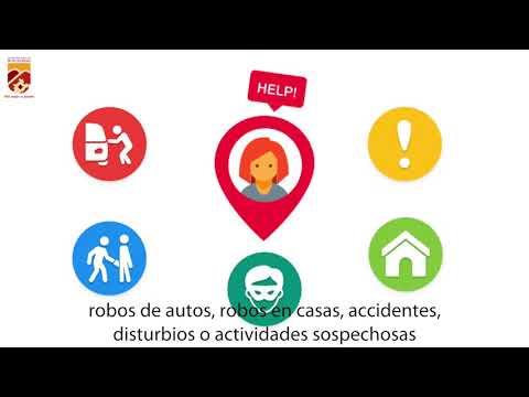 Descarga gratis Sosafe, reporta tus alertas y forma parte de esta red social. Todos podemos contribuir a estar protegidos.