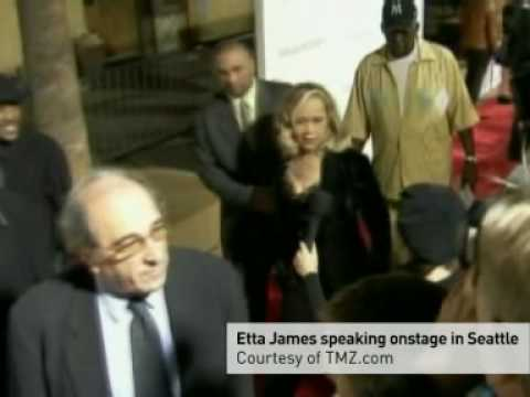 Etta James slams Beyonce for singing her song Video