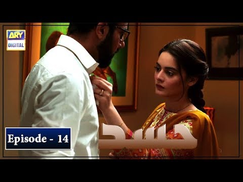 Hassad Episode 14 | 22nd July 2019 | ARY Digital Drama