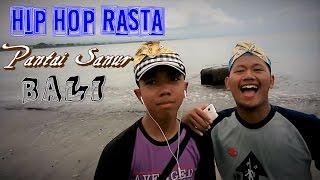 HIP HOP RASTA di Pantai Sanur, Bali