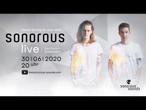 Sonorous Live - Bachelorkonzert Daniel Schlögl & Leon Wolf