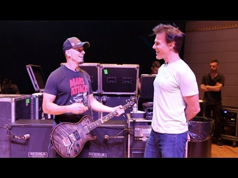 Rig Rundown - Alter Bridge's Mark Tremonti & Myles Kennedy