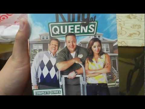 The King of Queens The Complete Series Box Set Unboxing (Bluray and Dvd UPDATE)