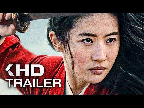 MULAN Trailer 2 German Deutsch (2020)