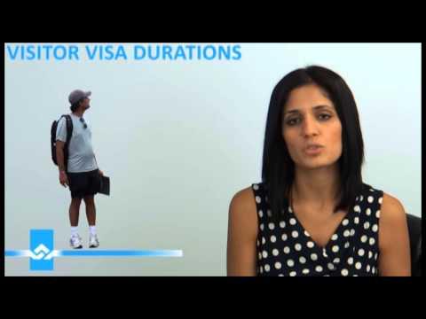 Visitor Visa Durations Video