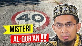 Video Misteri ANGKA 40 dalam Al-Qur'an - Ustadz Adi Hidayat LC MA MP3, 3GP, MP4, WEBM, AVI, FLV April 2019