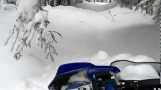 5. Yamaha RX1 (Apex) MTX in deep powder