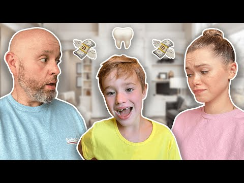He Wants HOW MUCH From The Tooth Fairy?!?! 😳 🦷 🧚🏻♀️