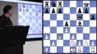 Lecture with GM Yasser Seirawan (Minority Attack! | Pawn Structure) 2013.07.24