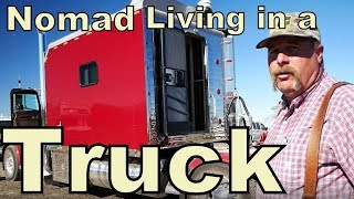 Video Tour of a Nomad Living in a Truck MP3, 3GP, MP4, WEBM, AVI, FLV Juli 2019