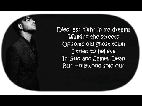 👻 Adam Lambert  ~