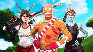 The RAREST SKINS EVER Squad Up in Fortnite For The FIRST TIME... (best squad)