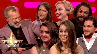 Video The BEST of Game Of Thrones On The Graham Norton Show Part 2 MP3, 3GP, MP4, WEBM, AVI, FLV Juni 2019