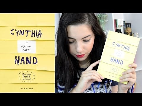 O ÚLTIMO ADEUS, CYNTHIA HAND | BOOK REVIEW