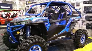 4. 2018 Polaris RZR XP 1000 Modded Special First Impression Lookaround Review