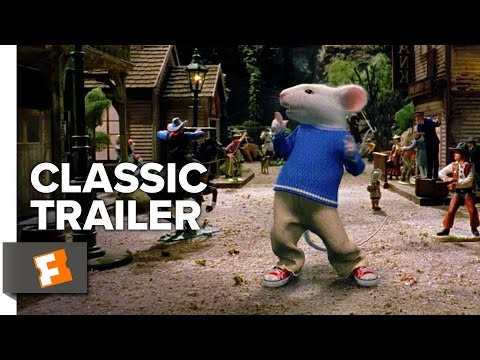 Stuart Little (1999) Official Trailer 1 - Michael J. Fox Movie