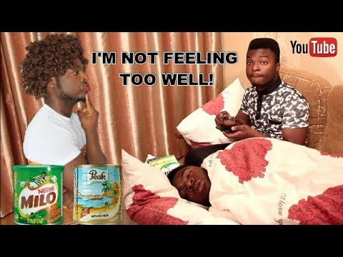When You Fall Sick In An African Home