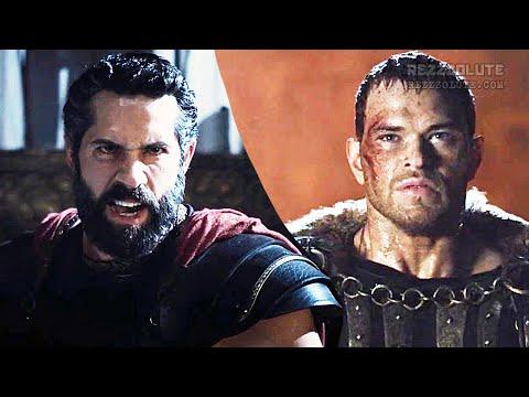 Amphitryon (Scott Adkins) vs Hercules