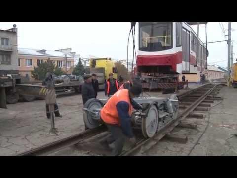 Новый трамвай для Волгограда из Екатиринбурга