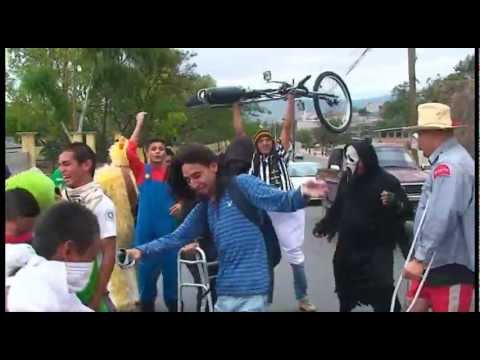 THE BEST HARLEM SHAKE HONDURAS