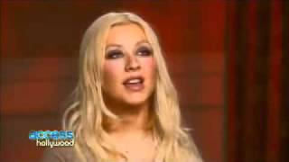 Christina Aguilera Talks About Her Divorce