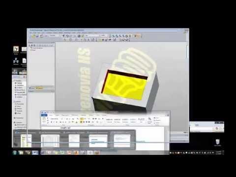EdgeCAM Basics 1 (видео)