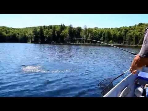 Pourvoirie du Lac Berval à Saint-Faustin dans les Laurentides