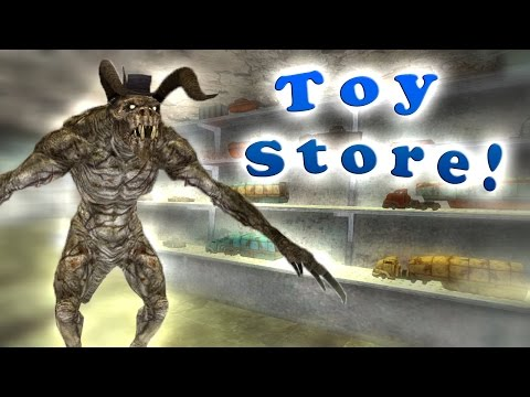 Toy Store - Time to play! :D Run a Toy Store by JJ2197 http://www.nexusmods.com/newvegas/mods/56192/? Colt M16A2 by Millenia - Drew - Naky http://www.nexusmods.com/newve...
