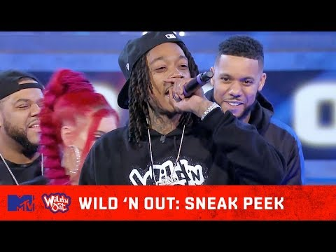 All New Wild 'N Out ft. Marlon Wayans, Wiz Khalifa, Danileigh & MORE 🙌 Sneak Peek | MTV