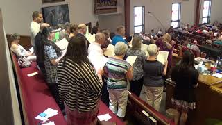 05/27/18 Adult Choir
