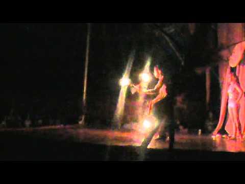 Apresentação do  circo koslov em Urucânia RJ