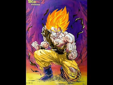 Goku Super Saiyan 1-10