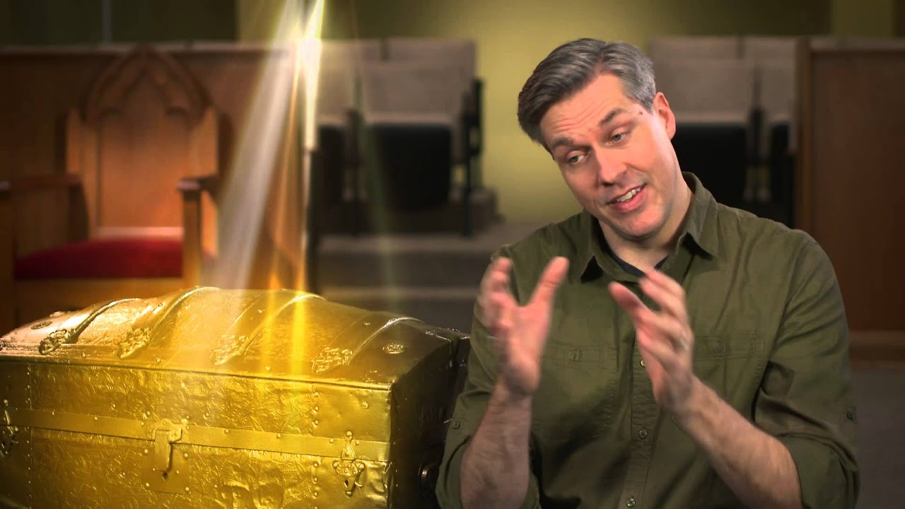 97 | Ark of the Covenant -- Chuck Knows Church