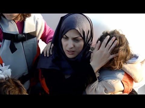 اليونان: أزمة اللاجئين في أوروبا