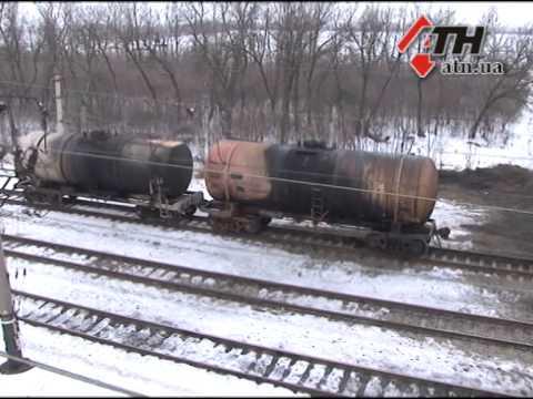 О взрыве цистерны с бензином в Харькове