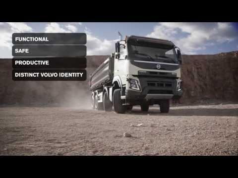Volvo FMX detail