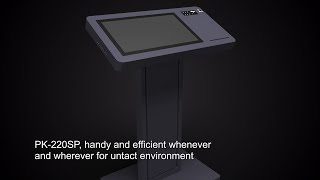 video thumbnail PROSPACE Wireless Digital Podium PK-220SP youtube