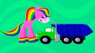 Лучшие мультфильмы для малышей про машинки от BabyfirstTV - все серии подряд