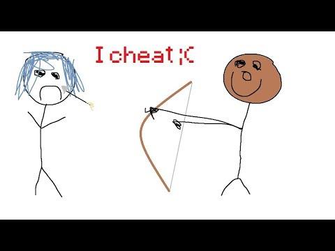 I CHEAT (hackusated by trushi)