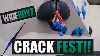Crack Fest 2020 Wide Boyz by The Climbing Nomads