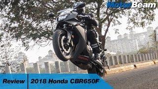 10. 2018 Honda CBR650F Review – Fast Not Furious   MotorBeam